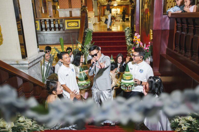 Alexander Hotel Bangkok : Wedding