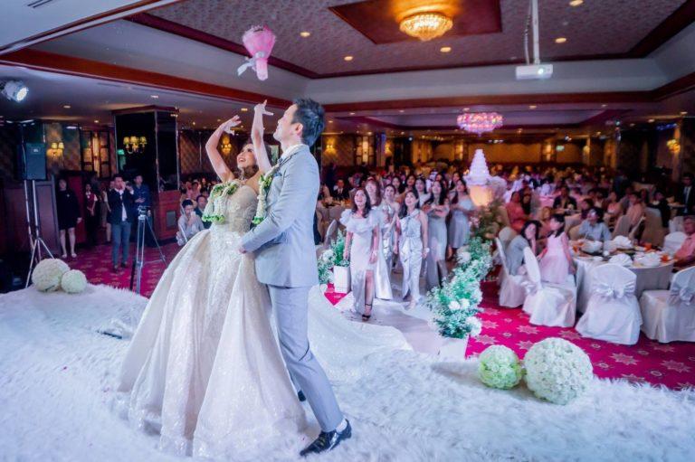 Alexander Hotel Bangkok : งานแต่งงาน
