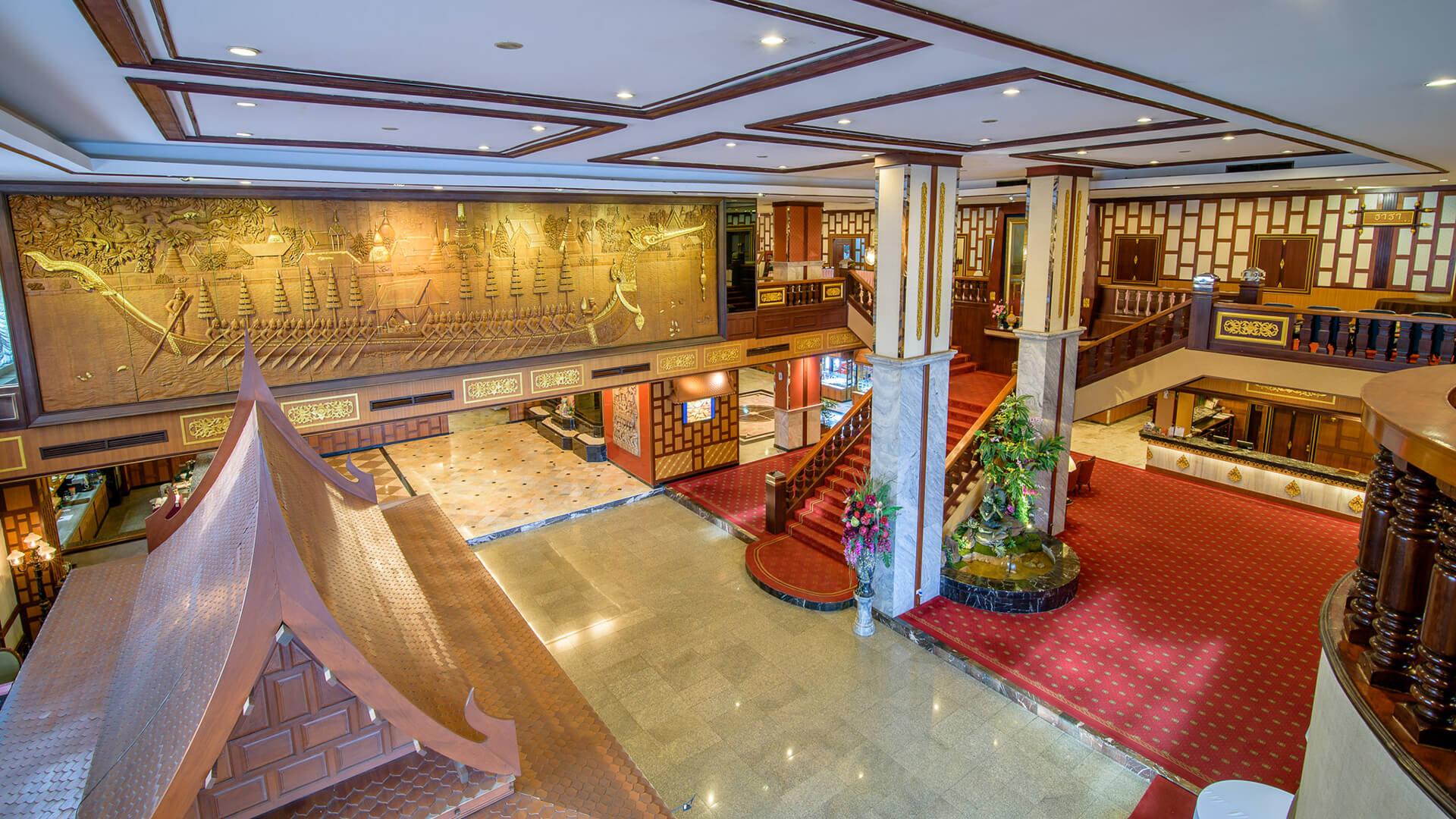 Alexander Hotel Bangkok