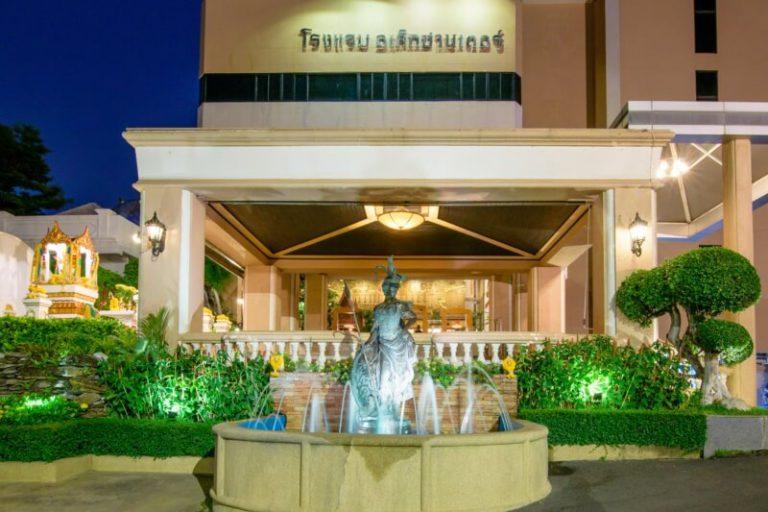 Alexander Hotel Bangkok : 概观