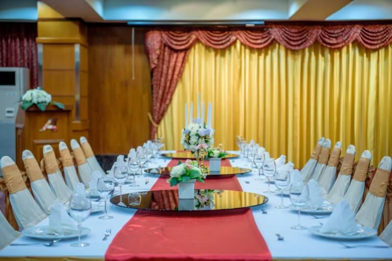 Alexander Hotel Bangkok : ห้องบุศรา