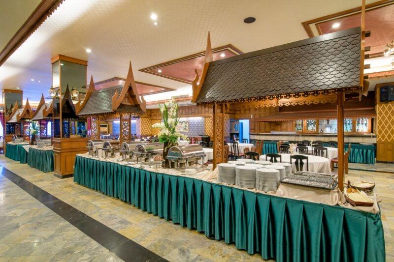 Alexander Hotel Bangkok : 好饰厅
