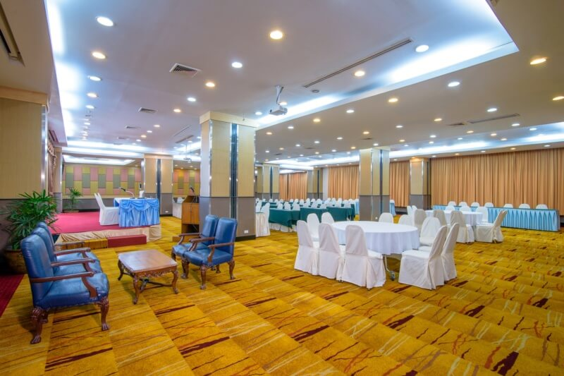 Alexander Hotel Bangkok : Evergreen