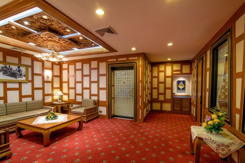 Alexander Hotel Bangkok : Executive Conference