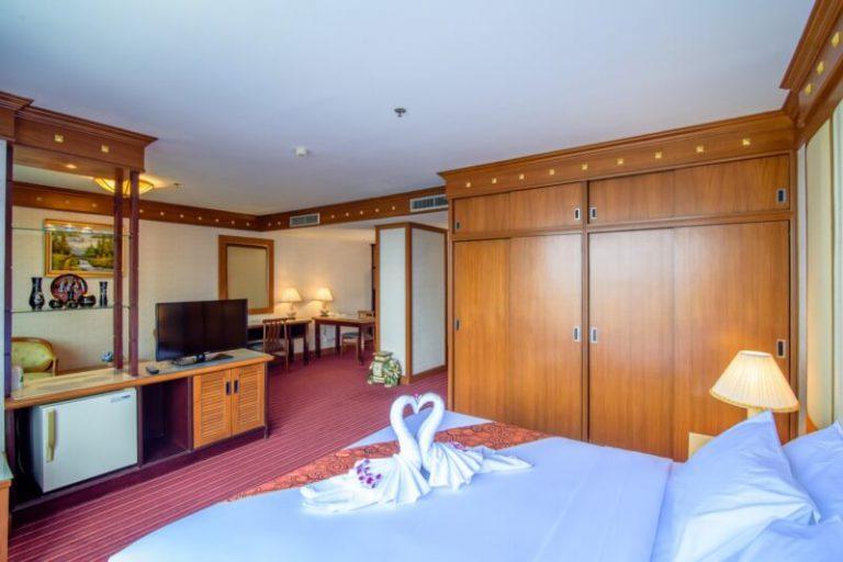 Alexander Hotel Bangkok : ห้องเอ็กเซ็คคูทีฟ จูเนียร์สวีท