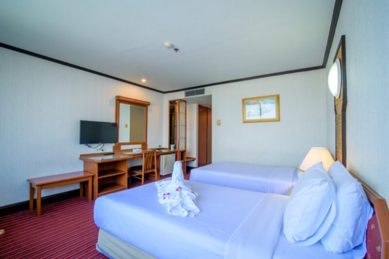 Alexander Hotel Bangkok : Executive Room