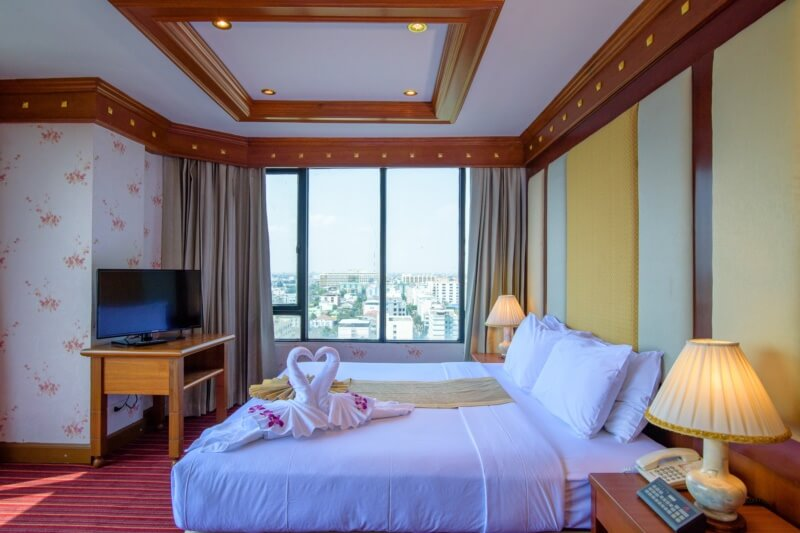 Alexander Hotel Bangkok : Executive Suite
