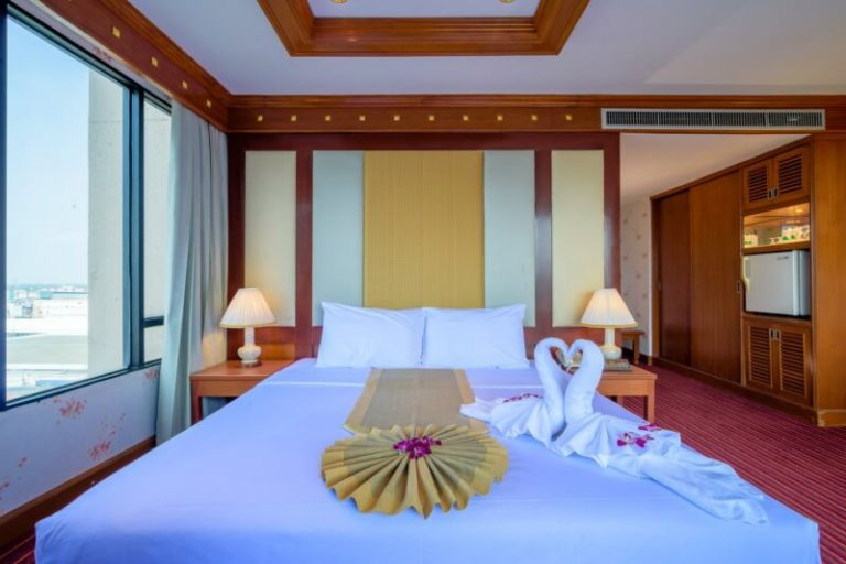 Alexander Hotel Bangkok : 行政套房