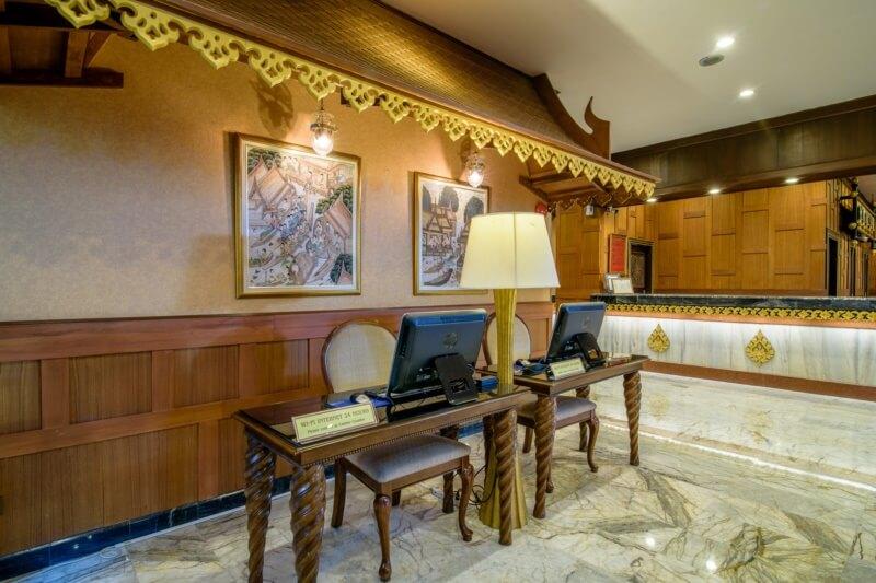 Alexander Hotel Bangkok : 设施和服务