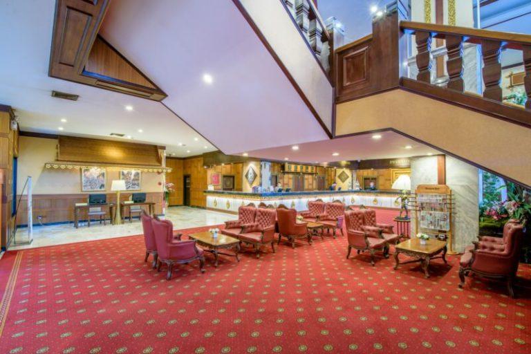 Alexander Hotel Bangkok : Lobby