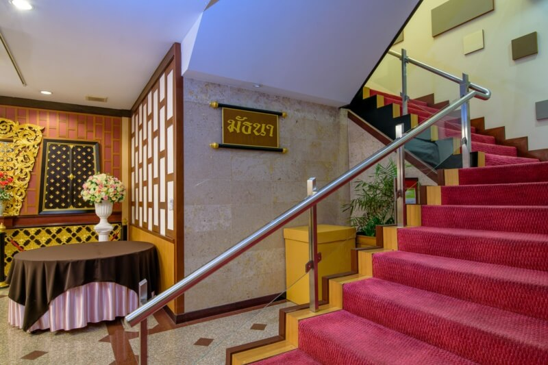 Alexander Hotel Bangkok : ห้องมัธนา
