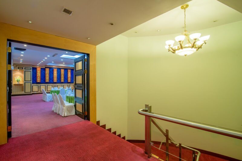 Alexander Hotel Bangkok : Mattana