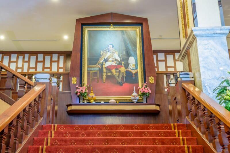 "Alexander Hotel Bangkok : ""拉玛王朝第五世王朱拉隆功的图片""  拉玛王朝第五世王朱拉隆功的图片 (却克里王朝)"