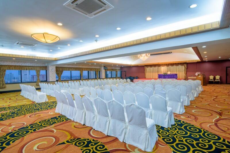 Alexander Hotel Bangkok : Sky Ballroom