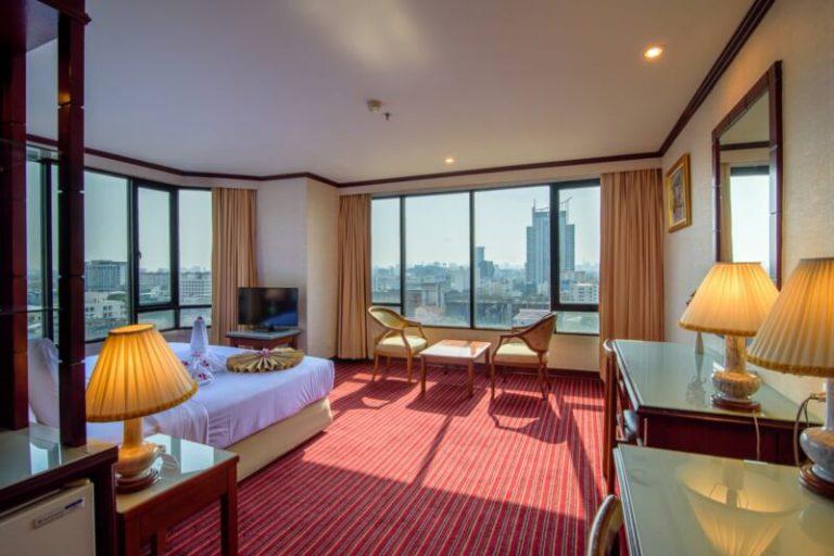 Alexander Hotel Bangkok : Superior Deluxe