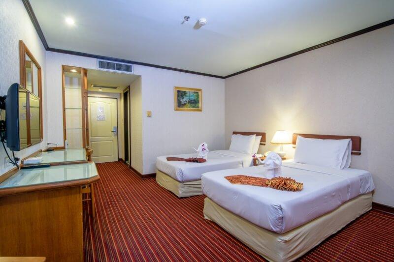 Alexander Hotel Bangkok : Superior Room