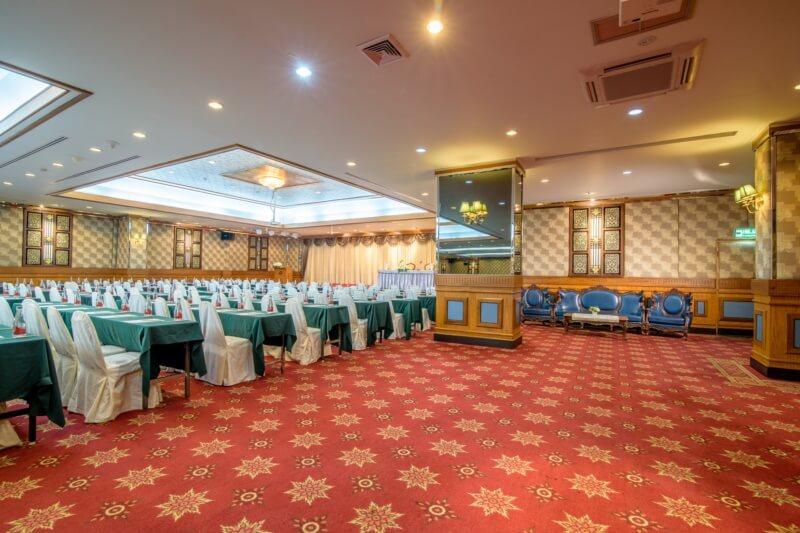 Alexander Hotel Bangkok : Suphannahong Ballroom