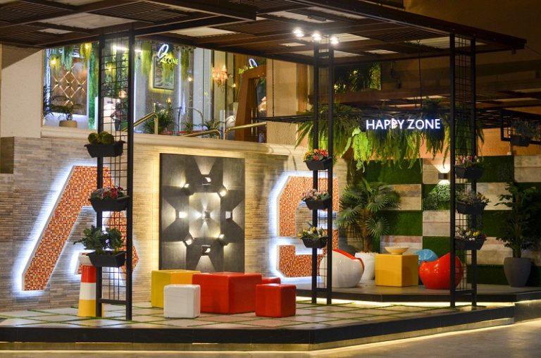 Alexander Hotel Bangkok : Happy zone