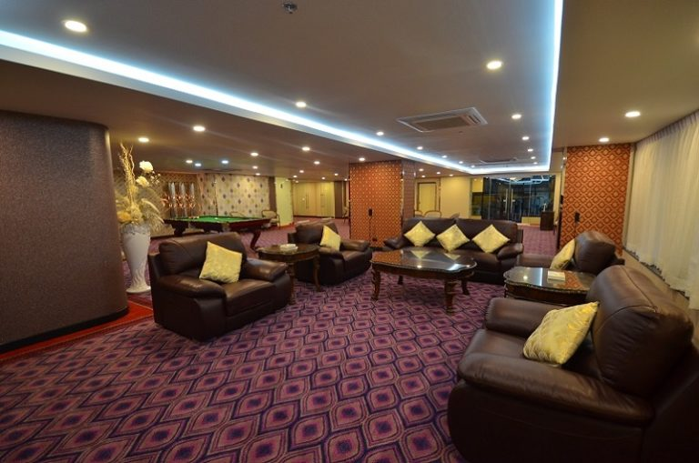 Alexander Hotel Bangkok : Executive Lounge